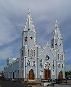 Iglesia de Santa Lucía - Venezuela1811