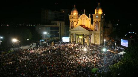 Hace 307 años La Chinita se posó en Maracaibo