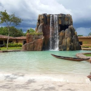 Ara Merú Lodge en Canaima