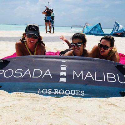 Posada Malibú en Los Roques 2 días y 1 noche