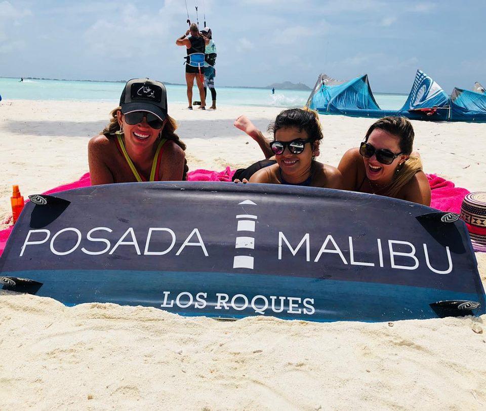Posada Malibú en Los Roques