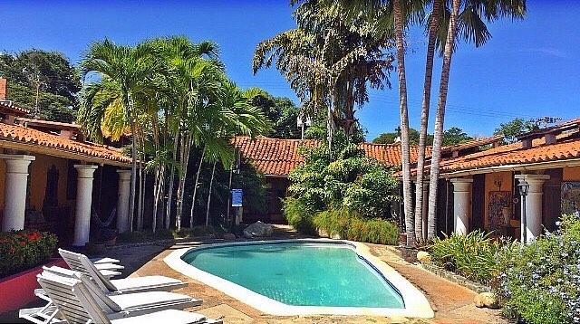 Hostal Casa Grande en Choroní