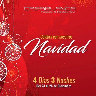 Casablanca Posada Restaurant – Estado Vargas  Celebra  Con  Nosotros Navidad   4 Dìas  3 Noches Del 23 al  26 de Diciembre