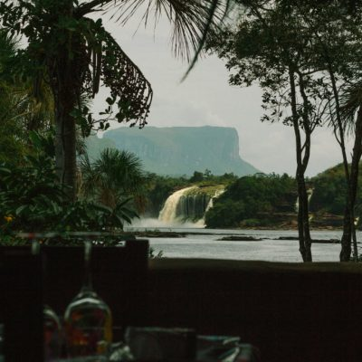 Wakü Lodge en Canaima