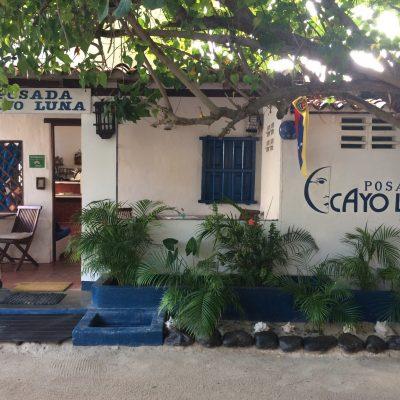 Posada Cayo Luna en Los Roque 2 Días y 1 Noche Pensión Completa / Sin Excursiones