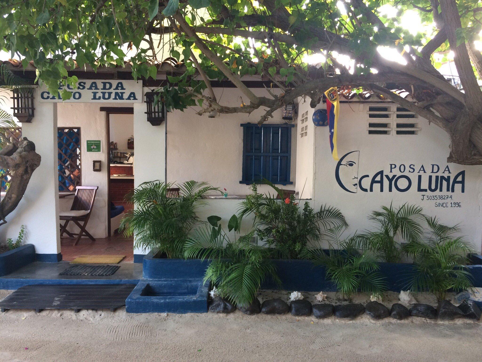 Posada Cayo Luna en Los Roque 2 Días y 1 Noche Con Excursiones