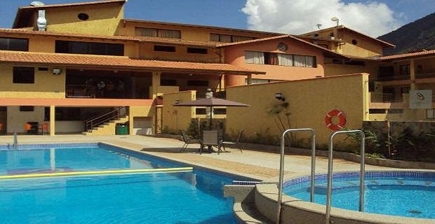 Cordillera Hotel en Trujillo