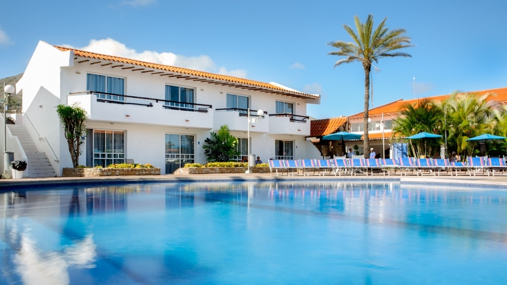 Hotel LD Palm  Beach Margarita