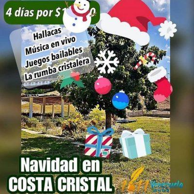Navidad  En  Posada Costa Cristal –  La Sabana – Estado  Vargas  4 Dìas 3 Noches